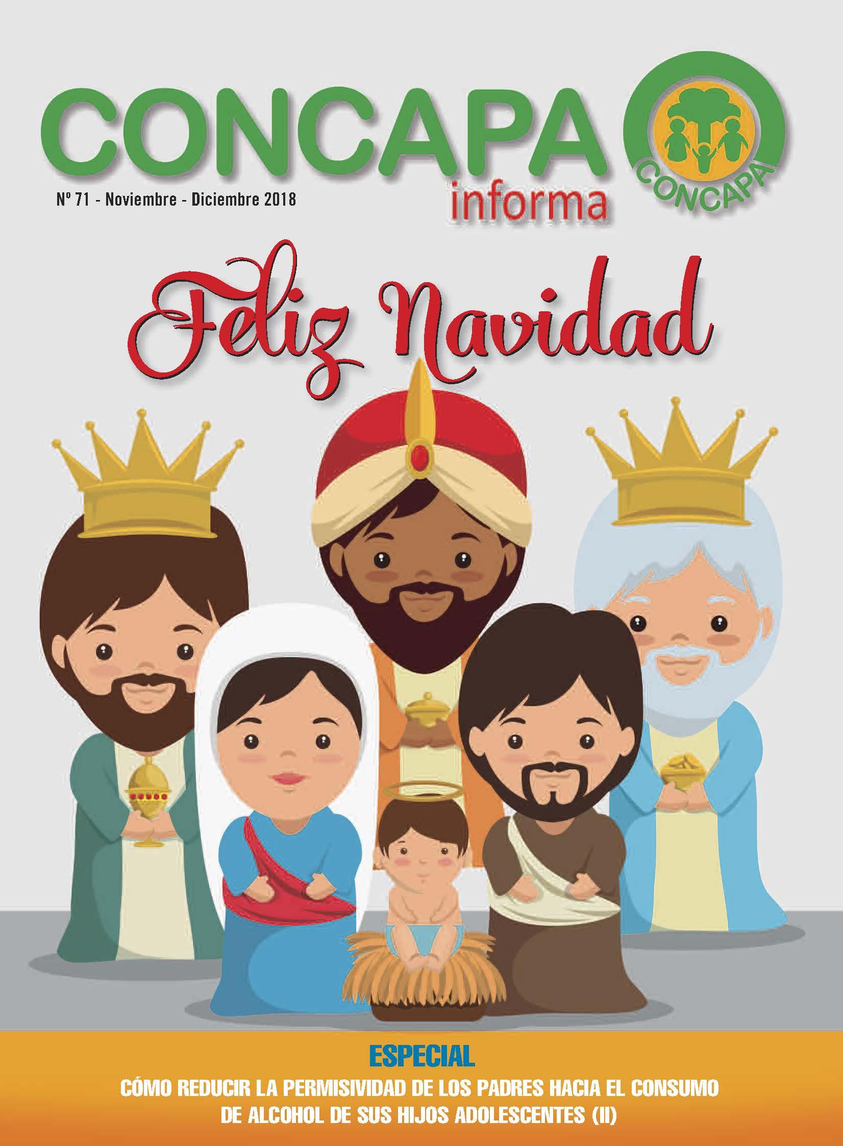 Revista Concapa Nº71
