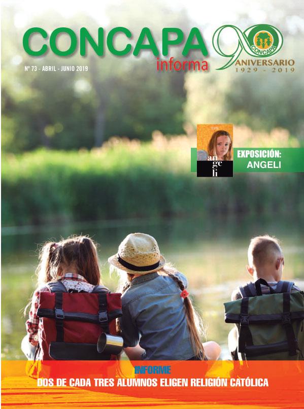 Revista Concapa Nº73
