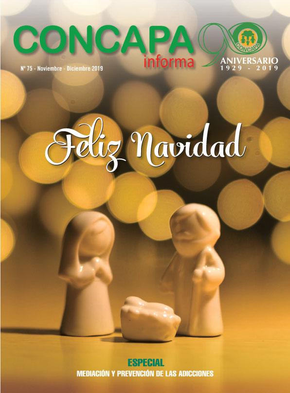 Revista Concapa Nº75 Nov-Dic 2019