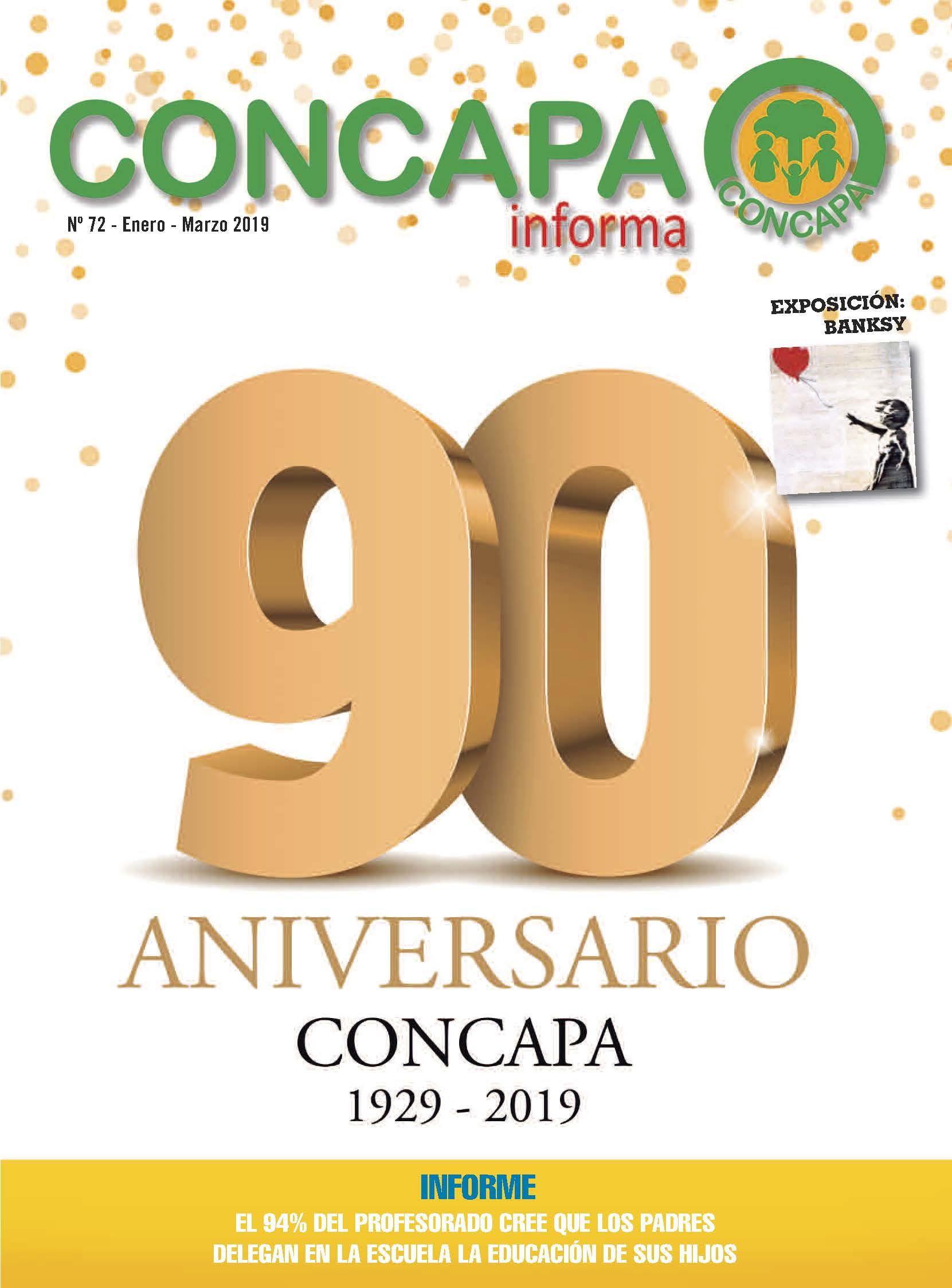 Revista Concapa Nº72
