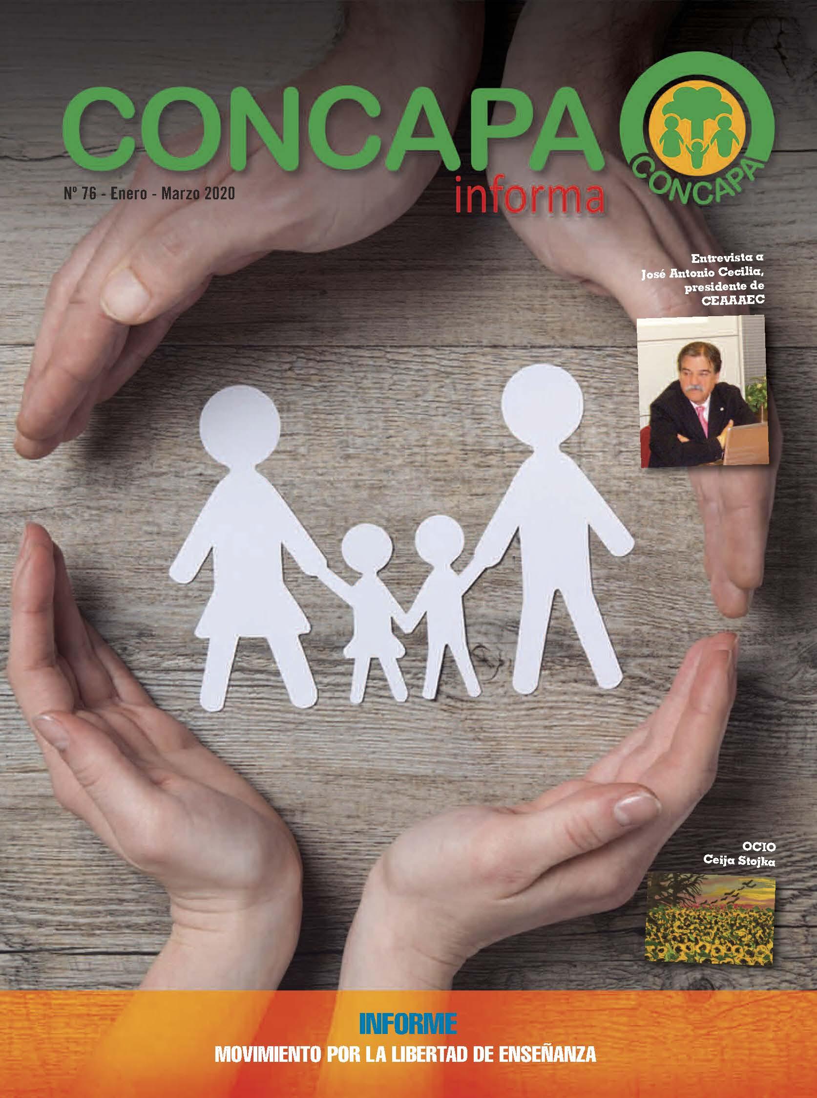 Revista Concapa Nº76 Ene-Mar 2020