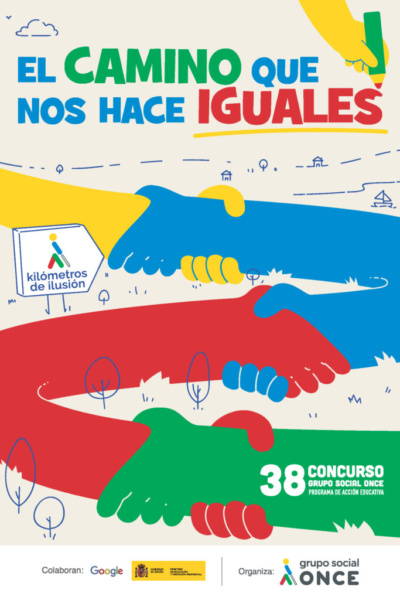 CONCAPA se une a la nueva edición del Concurso Escolar del Grupo Social ONCE